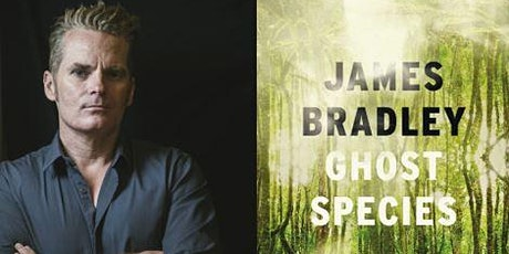 In Conversation with Author James Bradley Zoom Webinar tickets