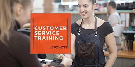 Customer Service Training tickets