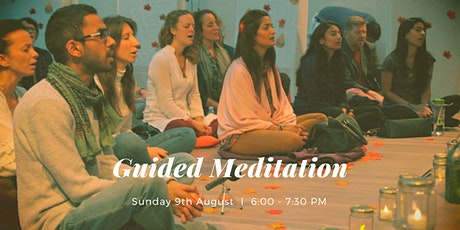 Guided Meditation & Dessert West End, Sunday 9th August tickets