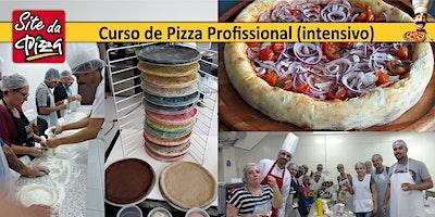 Curso de Pizza Profissional VIP SitedaPizza
