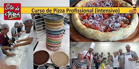 Curso de Pizza Profissional VIP SitedaPizza ingressos