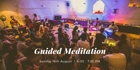 Guided Meditation & Dessert West End, Sunday 16th August tickets