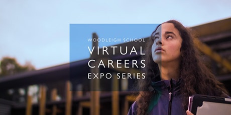 Woodleigh Virtual Careers Expo Series - University of Melbourne tickets