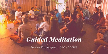 Guided Meditation & Dessert West End, Sunday 23rd August tickets