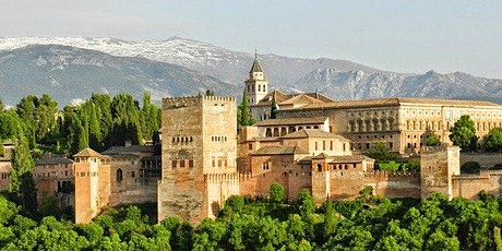 Granada and The Alhambra -  Spanish Language Workshop tickets