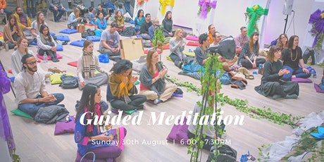Guided Meditation & Dessert West End, Sunday 30th August tickets