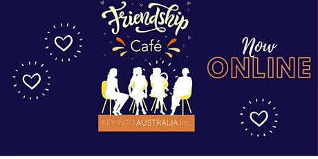 Friendship  Cafe & Chat with Personal Stylist! tickets