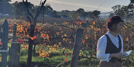 Wine Tales and Trails - September Walk tickets