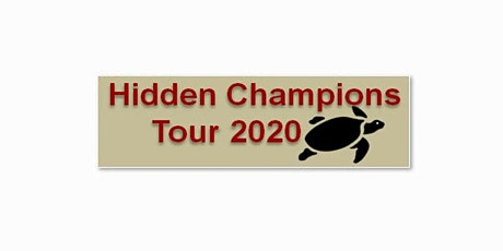 Hidden Champions Tour 2020 in Berlin Tickets