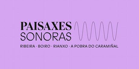 Paisaxes Sonoras|The Soul Brothers (Zelada e Maeso)|A Pobra do Caramiñal entradas
