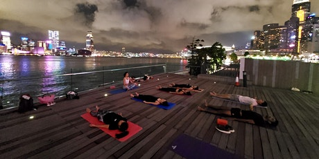 'Feel good' Sunset Yoga at the Park tickets