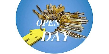 Open Day - Vinschgau - 13.11.2020 biglietti
