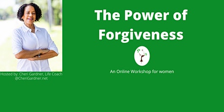 The Power of Forgiveness Tickets