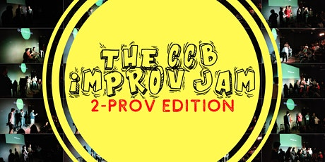 The CCB Improv Jam (2-prov Edition) tickets