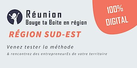 Région Sud-Est - Venez vivre la méthode Bouge ta Boite en digital ! billets