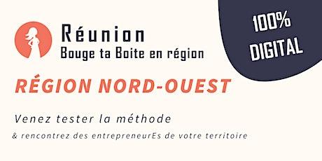 Région Nord-Ouest - Venez vivre la méthode Bouge ta Boite en digital ! billets