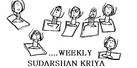 Sudarshan Kriya Followup (Tuesday - Rostarta) tickets