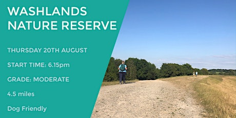 WASHLANDS EVENING WALK | 4.5 MILES | MODERATE | NORTHANTS tickets