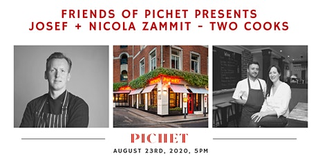 Friend of Pichet with Josef & Nicola Zammit tickets