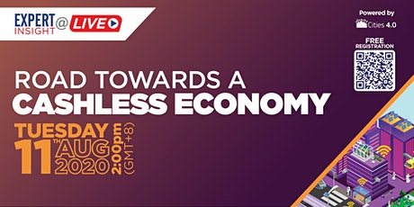 Road Towards a Cashless Economy tickets