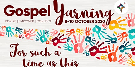Gospel Yarning 2020 tickets