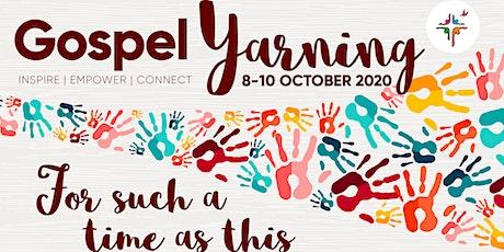 Gospel Yarning 2020 - Single Day Registration tickets
