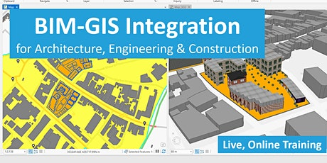 BIM-GIS Integration for Architecture, Engineering & Construction (Oct 2020) tickets
