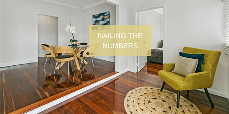 How to Nail Your Renovation Numbers tickets