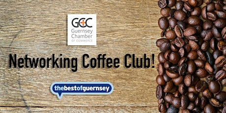 Chamber & thebestof Guernsey Coffee & Networking Monthly Breakfast tickets