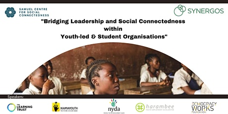 Bridging Leadership and Social Connectedness within Youth-led Organisations tickets
