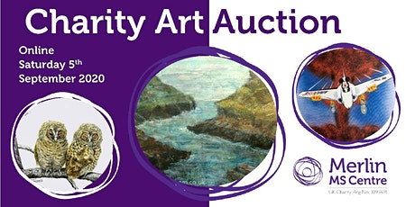 Online Art Auction tickets