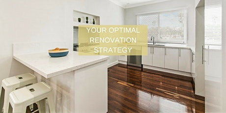 How to Choose Your Renovation Strategy tickets