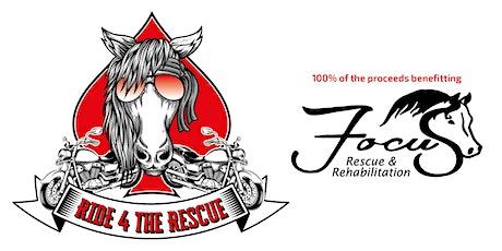 Ride 4 The Rescue - Inaugural Poker Run Event tickets