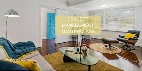 Project Management Masterclass tickets