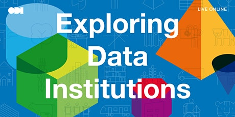 Exploring Data Institutions tickets