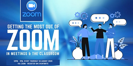 How to deliver your online course with Zoom tickets