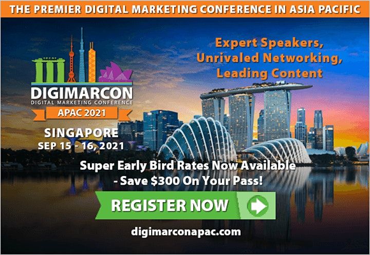 DigiMarCon Southeast Asia 2022 - Digital Marketing Conference & Exhibition image