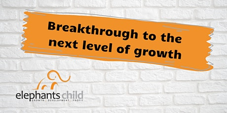 Breakthrough Workshop tickets