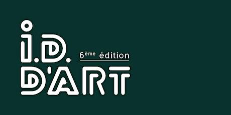 I.D.d'ART en Alsace : 6ème édition billets