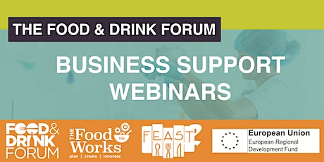Food Labelling Support for UK Food Products -  Webinar tickets