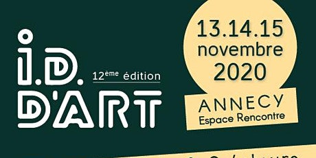 I.D.d'ART en Haute-Savoie : 12ème édition billets