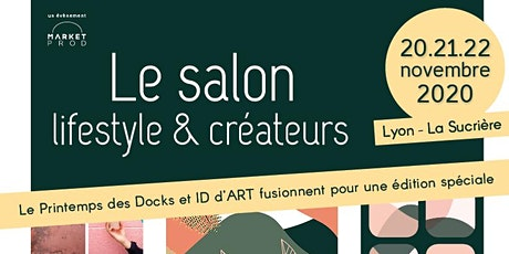 Le salon Lifestyle & Créateurs tickets