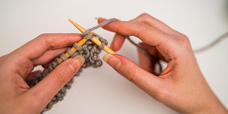 DRINK AND DO - LEARN TO KNIT tickets