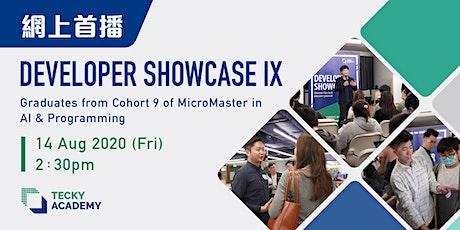 Developer Showcase IX tickets