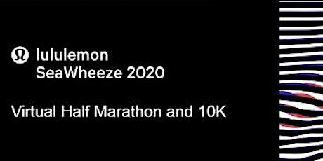 Lululemon Forrest Chase and Karrinyup Seawheeze 10km and Half Marathon tickets