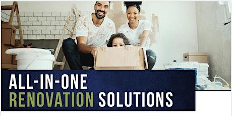 Renovation Loans tickets