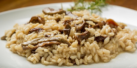 Trainer Currency Commodity Workshop - How to Make Perfect Risotto tickets