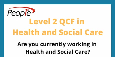 Level 2 Health and Social Care tickets