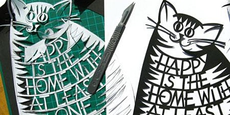Creative Paper Cutting with Christine Green tickets