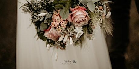 Autumn Wedding Flower Masterclass tickets